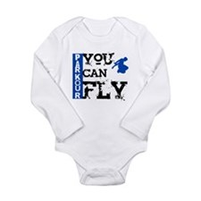 Parkour - You Can Fly Long Sleeve Infant Bodysuit