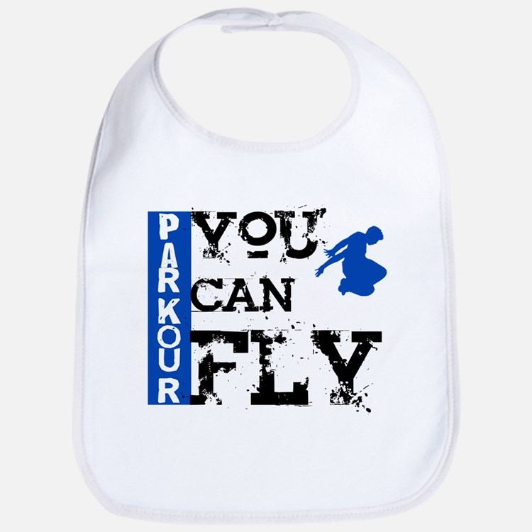 Parkour - You Can Fly Bib