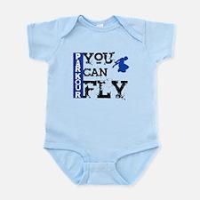 Parkour - You Can Fly Infant Bodysuit