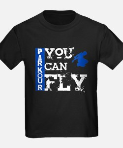 Parkour - You Can Fly T