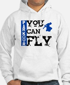 Parkour - You Can Fly Jumper Hoodie