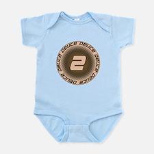 Deuce #1 Infant Bodysuit