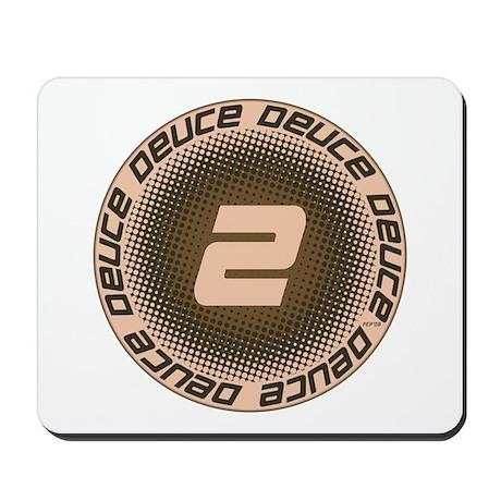 Deuce #1 Mousepad