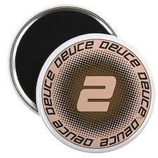 Deuce #1 Magnet