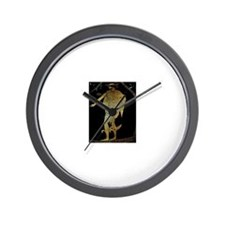 Hermes Wall Clock