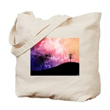 Basket On A Hill Tote Bag