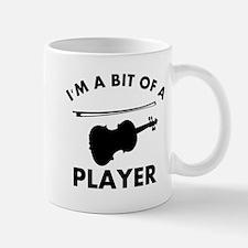 Cool Violin designs Small Small Mug