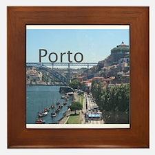 Porto Gaia Framed Tile