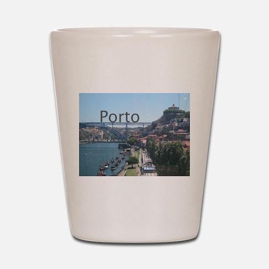 Porto Gaia Shot Glass