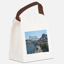 Porto Gaia Canvas Lunch Bag