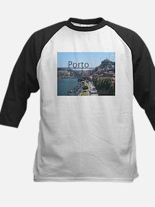 Porto Gaia Kids Baseball Jersey