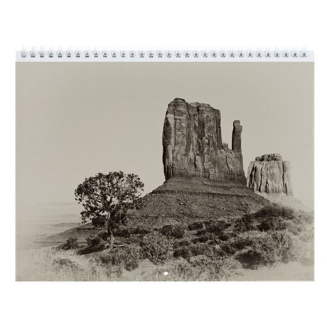 The American West Wall Calendar