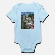Funicular Infant Bodysuit