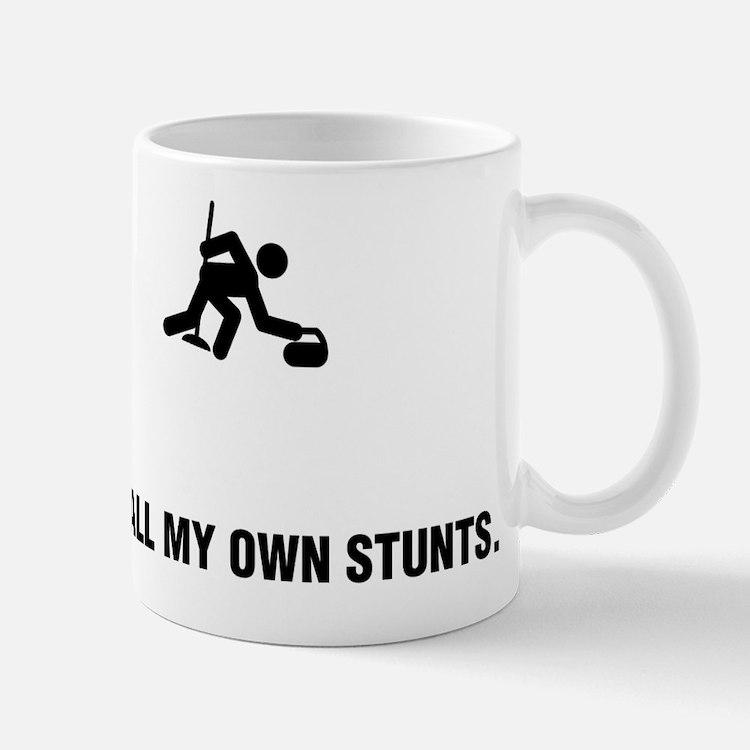 Curling Mug