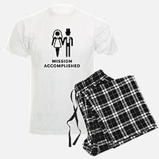 Mission Accomplished (Wedding / Marriage) Pajamas
