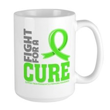 Non-Hodgkins Lymphoma Fight Mug