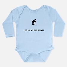Croquet Long Sleeve Infant Bodysuit