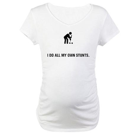 Croquet Maternity T-Shirt