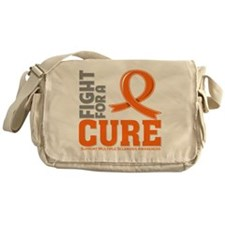Multiple Sclerosis Fight For A Cure Messenger Bag