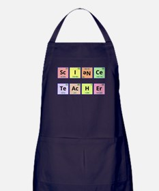 Science Teacher Apron (dark)
