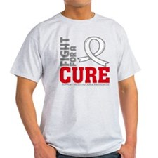 Mesothelioma Fight For A Cure T-Shirt