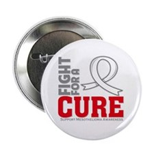 """Mesothelioma Fight For A Cure 2.25"""" Button"""