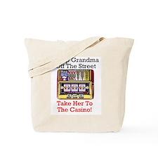 Unique Slot machines Tote Bag