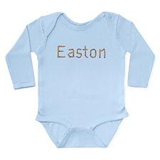 Easton Pencils Long Sleeve Infant Bodysuit
