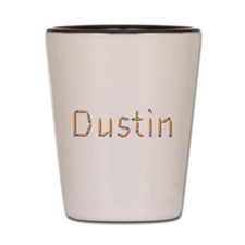Dustin Pencils Shot Glass