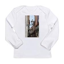 Baixo Long Sleeve Infant T-Shirt