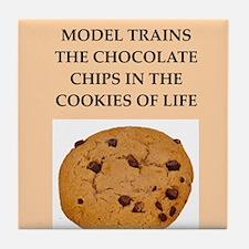model trains Tile Coaster
