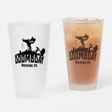 Doomsday Brewing Co. Drinking Glass
