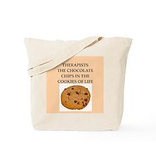 therapist Tote Bag