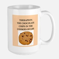 therapist Large Mug