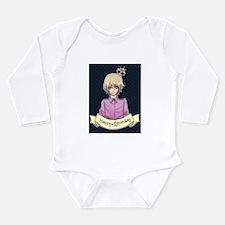 :) Long Sleeve Infant Bodysuit