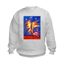 Angel walk Sweatshirt
