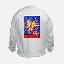 Angel walk Sweatshirt