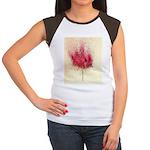 fire tree Women's Cap Sleeve T-Shirt