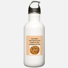 records Water Bottle