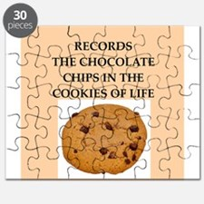 records Puzzle