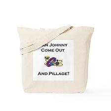 Pirate Pillage Tote Bag