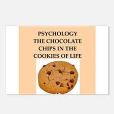 PSYCHOLOGY.png Postcards (Package of 8)