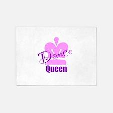 Dance Queen 5'x7'Area Rug