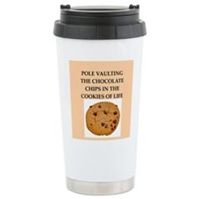 pole vailting Travel Mug