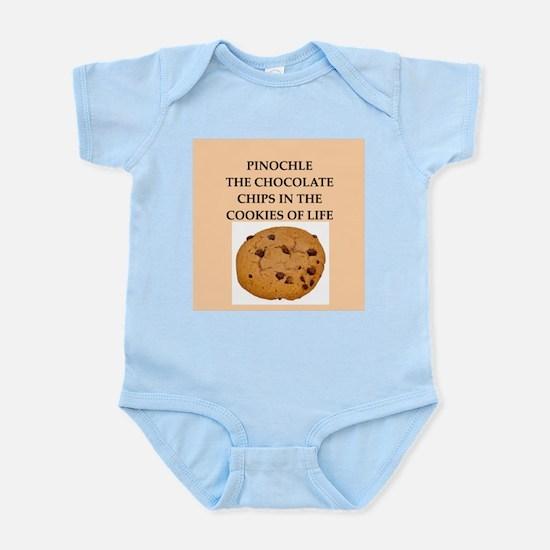 pinochle Infant Bodysuit