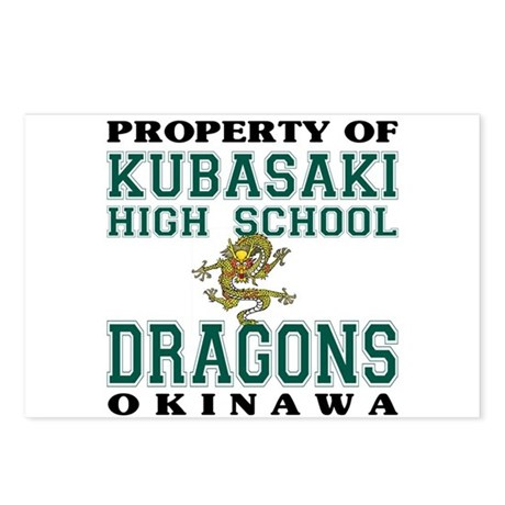 Property Of KHS Dragons Postcards (Package of 8)