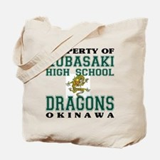 Property Of KHS Dragons Tote Bag