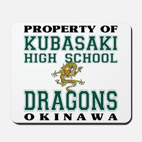 Property Of KHS Dragons Mousepad