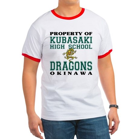 Property Of KHS Dragons Ringer T