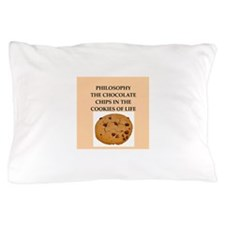 philosophy Pillow Case